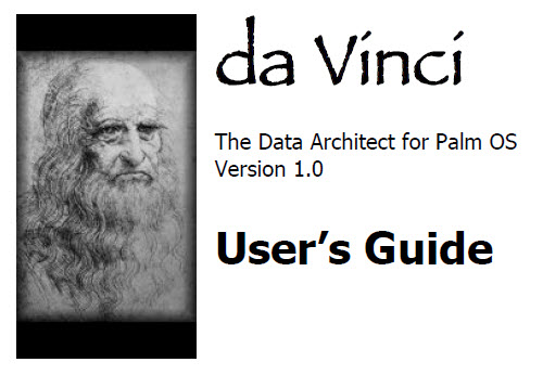 Cover of da Vinci User's Guide